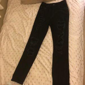 Carmar Jeans - LF/Carmar black denim jeans
